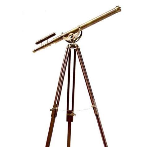 ti double barrel  meter telescope  tripod ti