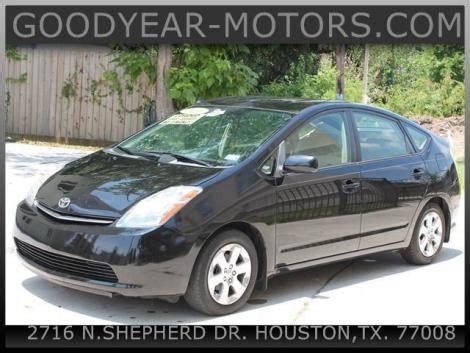 toyota prius hybrid  sale  houston tx