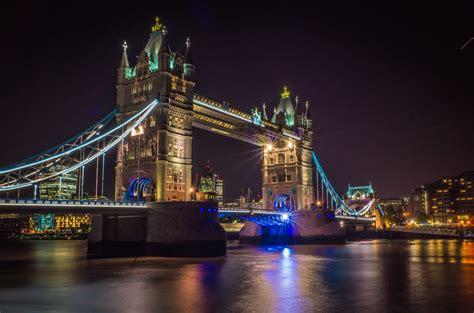 night photography workshop tower bridge exp