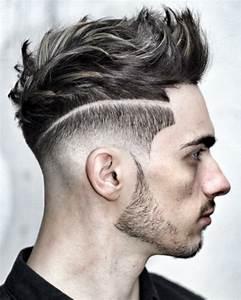 Coupe Homme Tendance 2017 : coupe de coiffure homme tendances 2019 ~ Melissatoandfro.com Idées de Décoration