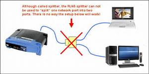 Ethernet Y Splitter Wiring Diagram