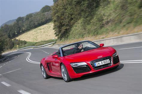 2015 Audi R8 V10 Spyder Review