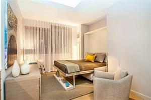 Lit Bébé Petit Espace : lit gain de place et meubles pour am nagement petit espace ~ Melissatoandfro.com Idées de Décoration