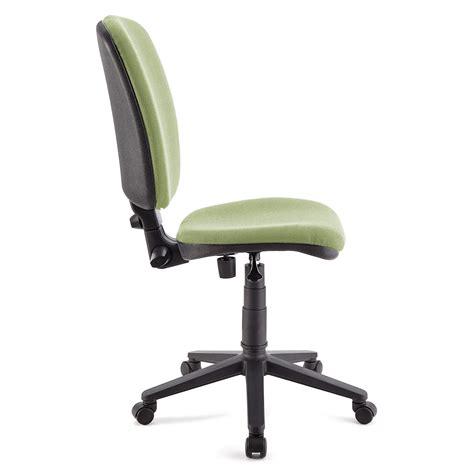 senza in ufficio sedia da ufficio calipso senza braccioli schienale