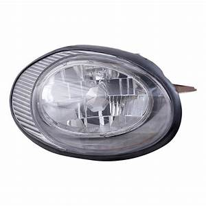 96-99 Ford Taurus Passengers Headlight Assembly