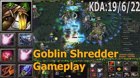 dota rizzrak goblin shredder gameplay запись стрима youtube