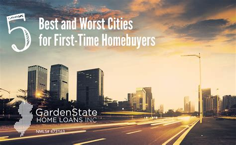 the 5 best and 5 worst cities for time homebuyers