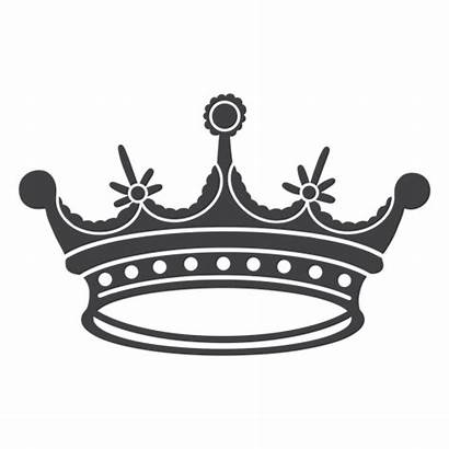 Crown Simple Spikes Icon Four Svg Transparent