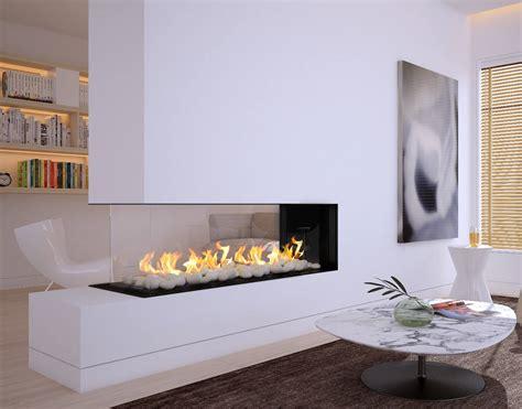 corner media center room definer peninsula modern fireplaces flare fireplaces