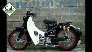 Honda C50 Pispot Classic  Motor Tua Legendaris