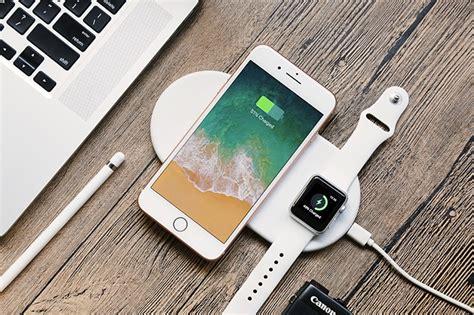 funxim wireless charging mat iphone apple