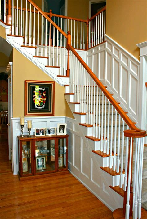 wainscoting installation  deacon home enhancement