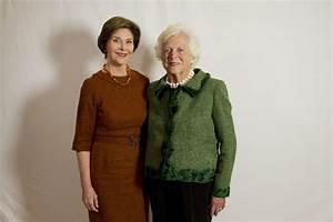 Barbara Bush Dies in Her Houston Home, Inspiring to the ...