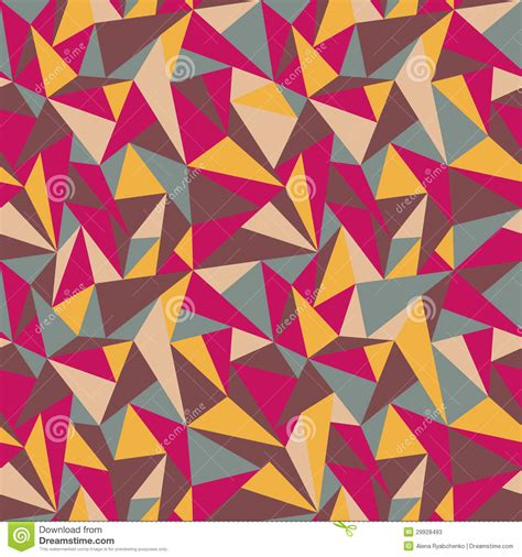 abstract geometric colorful pattern stock photos image
