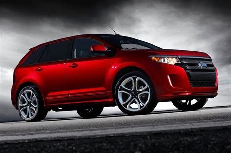 types of suvs used 2013 ford edge pricing features edmunds