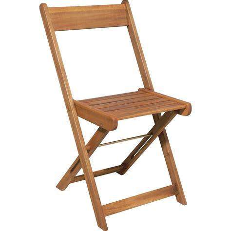 chaise de jardin en bois porto miel leroy merlin