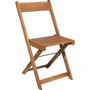 Chaise Jardin Bois : chaise de jardin en bois porto miel leroy merlin ~ Teatrodelosmanantiales.com Idées de Décoration