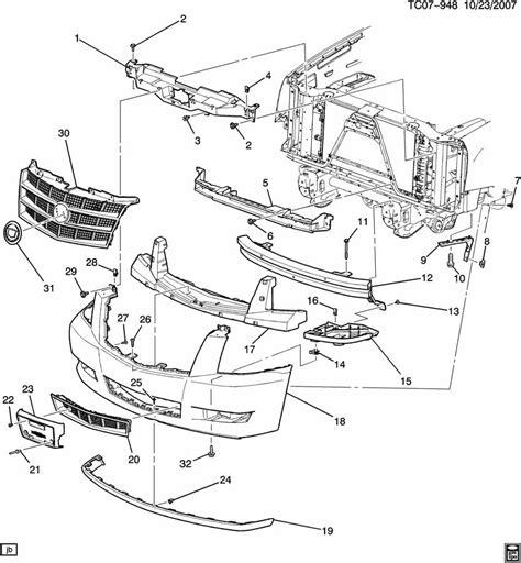 escalade headlight wiring diagram diagrams