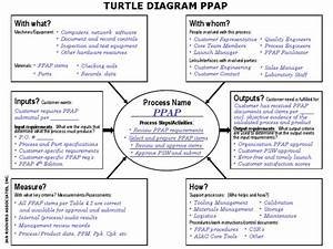 Turtle Diagram Ppap Ppt