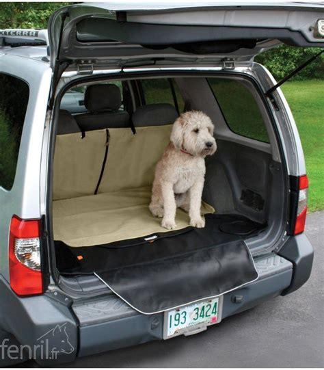 protection siege auto chien housse de protection coffre de voiture pour chien kurgo