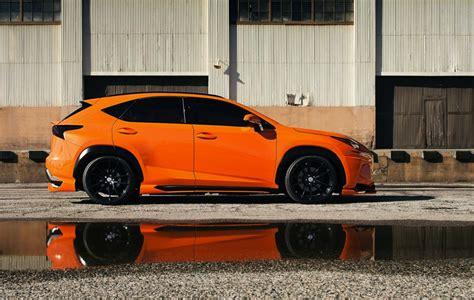 Lexus Nx Modification by 360 Elite Motorworks Shows Lexus Nx 200t Tuning Potential