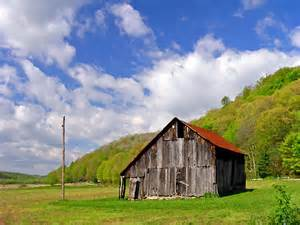 Country Landscape Photography Barns