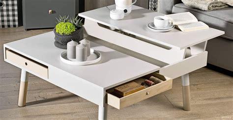 table basse avec plateau relevable table basse avec plateau relevable lori