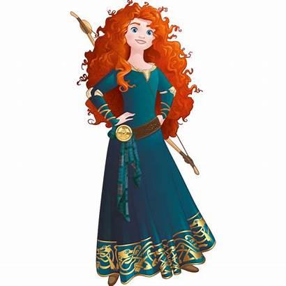Disney Princesse Rebel Merida Stickers Princesa Bebe