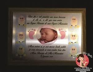 Quoi Offrir Pour Une Naissance : id e cadeau qu bec idee cadeau quebecois st valentin noel chandail de maternit creative ~ Melissatoandfro.com Idées de Décoration