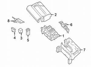 Volkswagen Jetta Gli Fuse  Amp  Compartment  Blade