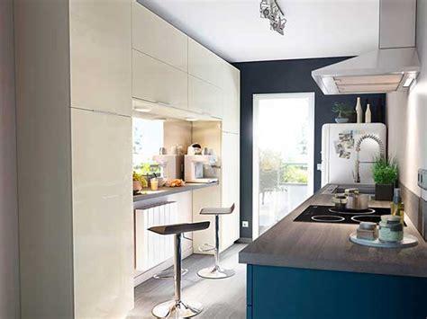 photo cuisine semi ouverte la cuisine ouverte inspire les collections ikea et castorama