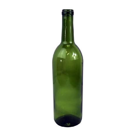 how many are in a 750 milliliter bottle 750 ml green wine bottle case 12