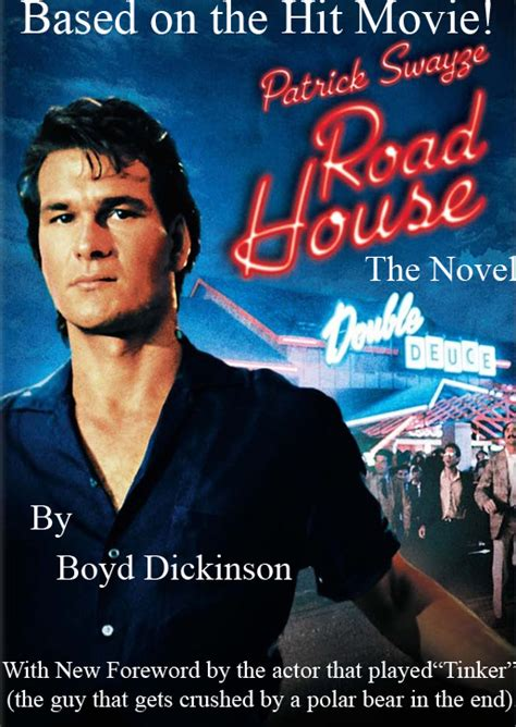 Roadhouse Meme - an excerpt from the novelization of roadhouse the recent future
