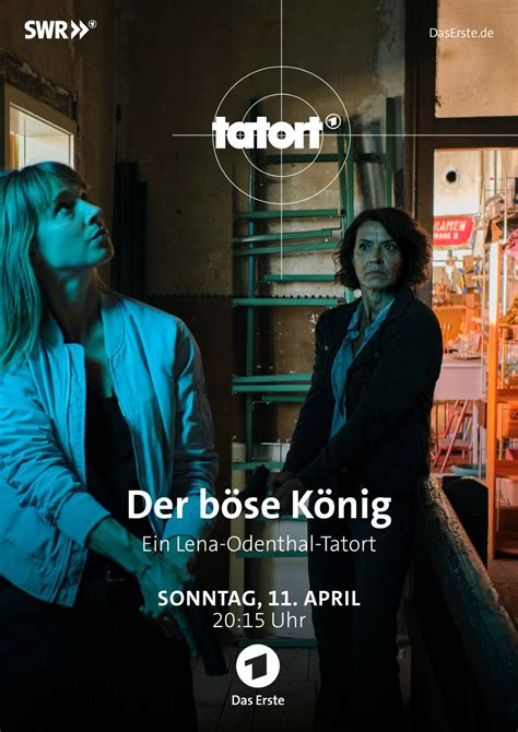 Der böse könig um 20:15 auf orf 2: Tatort: Der böse König - Film 2021 - FILMSTARTS.de