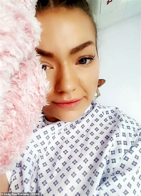 Healthy woman diagnosed with cervical cancer at 25 begs ...