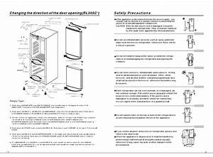 Samsung Refrigerator Manual