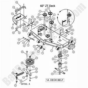 32 Bad Boy Mower Belt Diagram