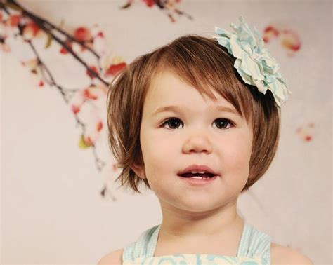 Hairstyle For Baby Girl With Picture
