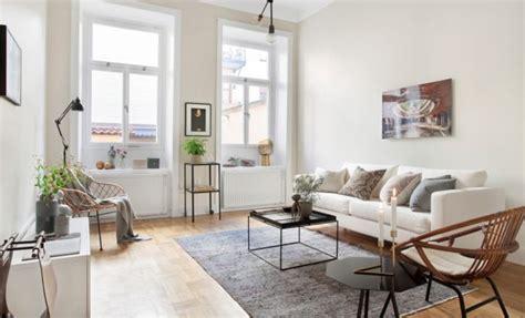 scandinavian home interiors how to decorate walls in scandinavian style living room