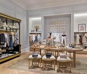 Shop the Look: Club Monaco's Flagship Store · Savvy Home