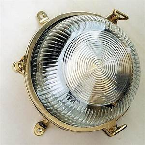 Buy Patterned Glass Bulkhead Light  U2014 The Worm That Turned