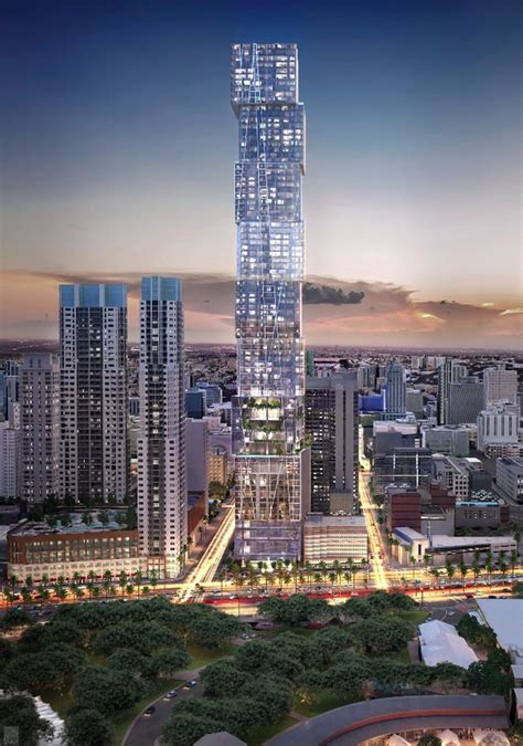miamis tallest planned tower unveils  renderings