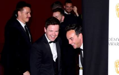 Declan Donnelly kept Bafta-winning TV shows 'warm' for Ant ...