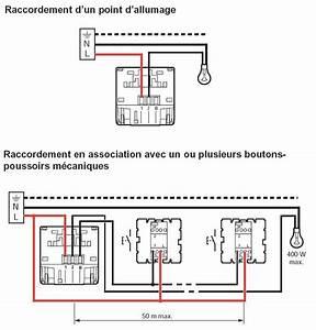 Branchement Variateur Legrand : schema variateur electrique legrand ~ Melissatoandfro.com Idées de Décoration