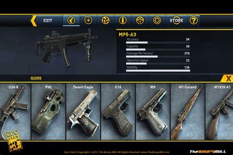 gun club screenshots ios
