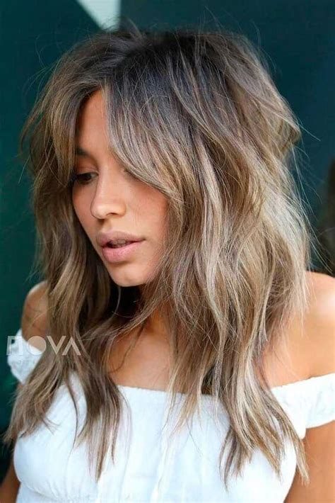 60 Ways to Wear Layered Hair in 2020 BelleTag
