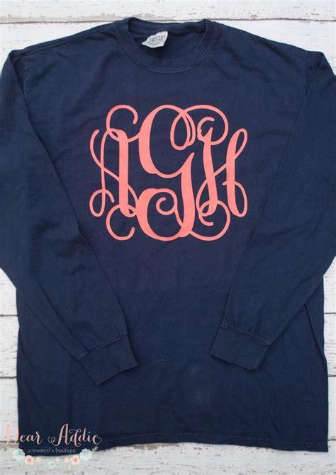 pin  nicole faith   style monogram outfit monogram shirts
