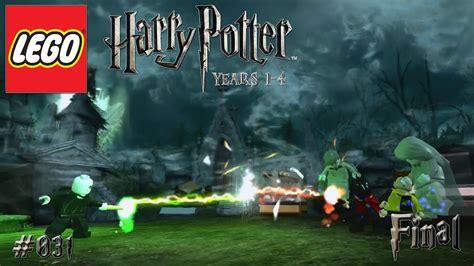 El señor tenebroso voldemort ha regresado y harry potter, el niño que sobrevivió, y sus amigos deberán poner fin a su maldad. LEGO Harry Potter 1-4 #031 - Lord Voldemort ★ Let's Play ...