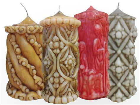 Candele Ornamentali by Cereria Ferrrario Busto Arsizio Produzione Ceri Per