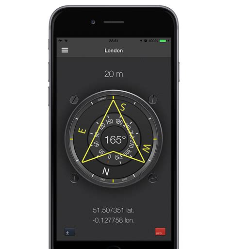 how to use iphone compass how to use compass on iphone tips for using the iphone s